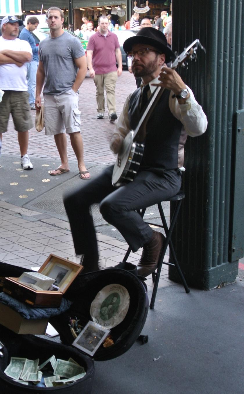 banjoatthemarket